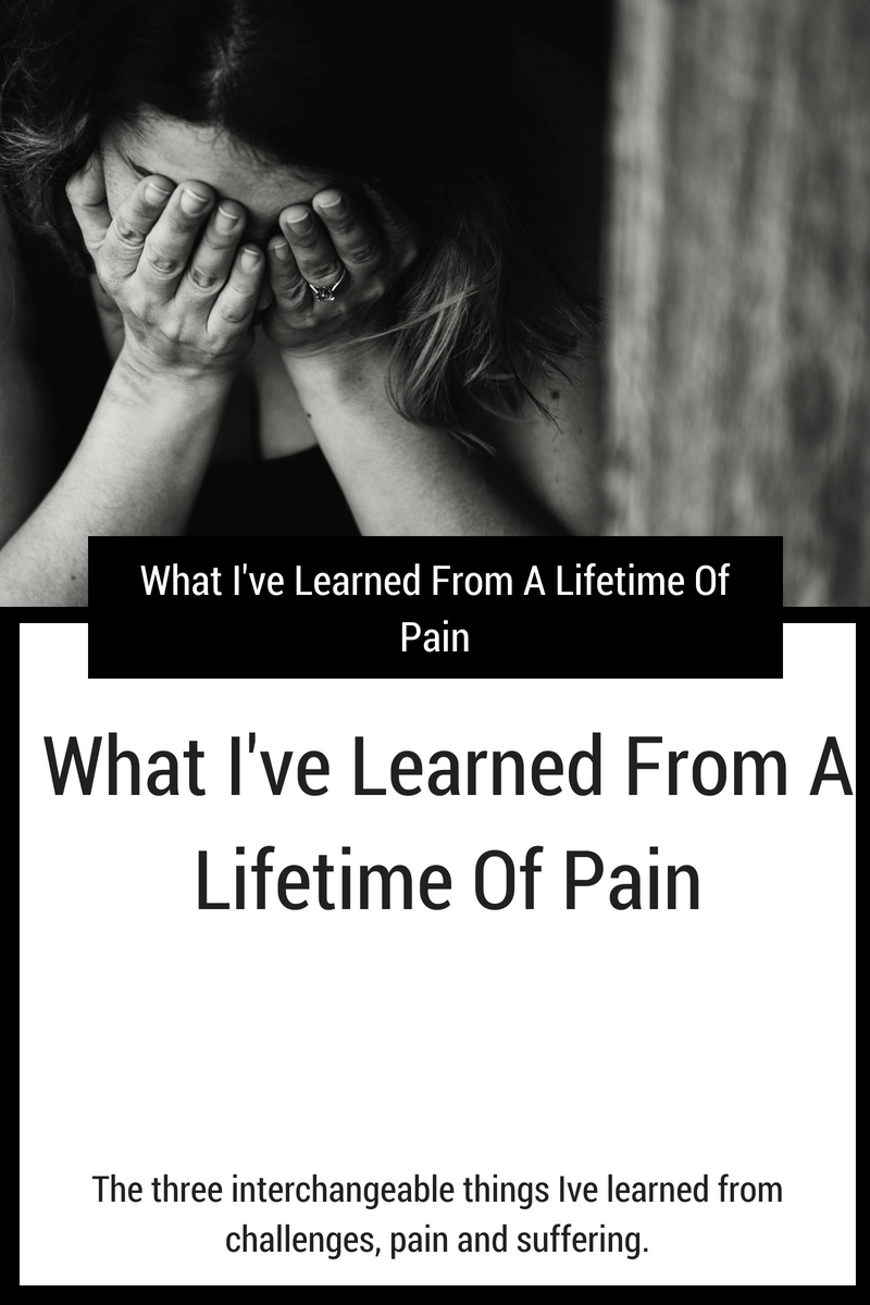 What Ive Learned From A Lifetime Of Pain