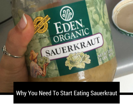 Why You Need To Start Eating Sauerkraut