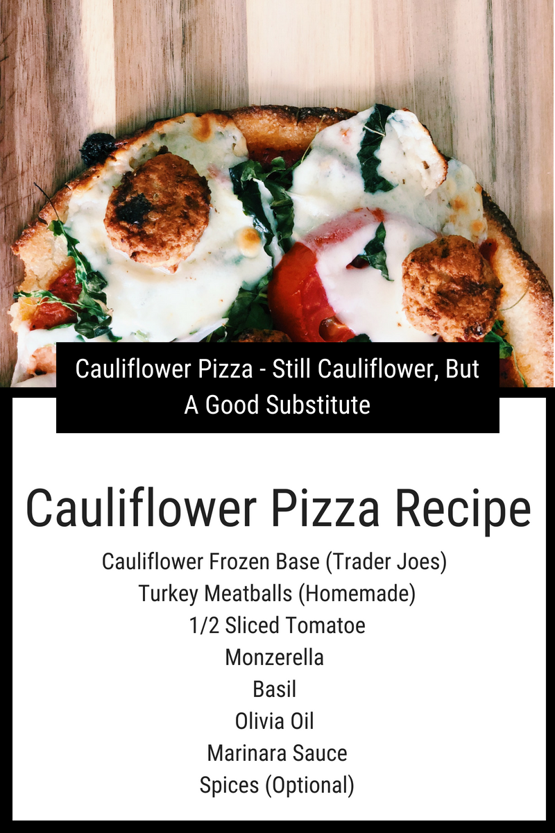 Cauliflower Pizza Recipe, Liv Teixeira