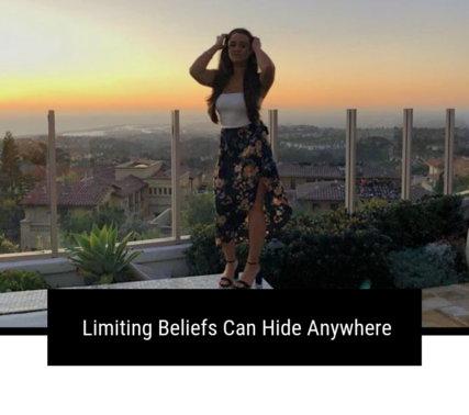 Limiting Beliefs Can Hide Anywhere