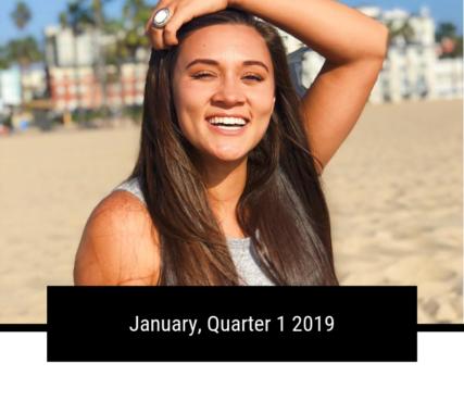 January, Quarter 1 2019